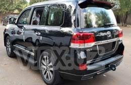 Land Cruiser Prado 200